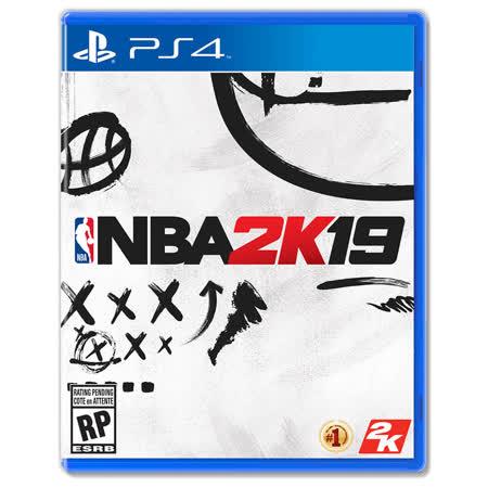 PS4 NBA 2K19 美國職業籃球 2019 中文版