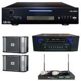【美華 Kalatech】HD-800 點歌機2TB+BA-1043+ACT-880+RM10