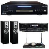 【美華 Kalatech】HD-800 點歌機2TB+AK-9980A+ACT-880+STAGE