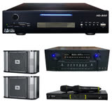 【美華 Kalatech】HD-800 點歌機2TB+BA-1043+OK-9D II+RM10