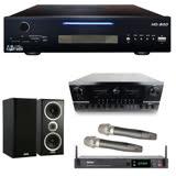 【美華 Kalatech】HD-800 點歌機2TB+PMA-800+ACT-2468+W-26B