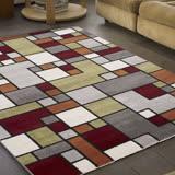 【范登伯格】薇菈-尖端流行進口地毯-方塊-120X170cm
