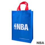 NBA-經典LOGO購物袋-藍