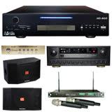 【美華 Kalatech】HD-800 點歌機 2TB+Z-333+ACT-869 PRO+KB-4310M+FBC-6800