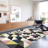 【范登伯格】薇菈-尖端流行進口地毯-三角-160X230cm