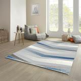 【范登伯格】薇菈-尖端流行進口地毯-尖端(藍)-160X230cm