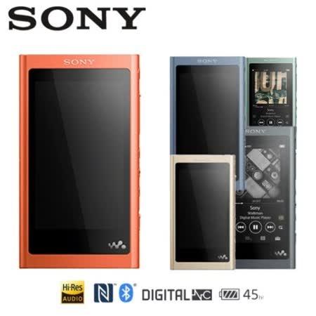SONY 32GB Walkman 數位隨身聽 NW-A56HN 隨附 IER-NW500N 降噪耳機 公司貨 NW-A56