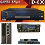 【美華 Kalatech】HD-800 點歌機 2TB+SK-B3+MR-2299DⅢ+S428