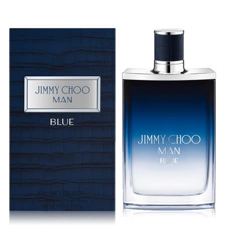 JIMMY CHOO BLUE 酷蓝男性淡香水 100ml