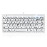 perixx PERIBOARD-407 白色迷你鍵盤