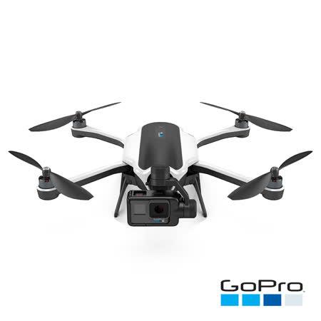 【GoPro】KARMA 空拍機大全配組(含HERO5+空拍機電池+白色矽膠套+64G)(忠欣公司貨)