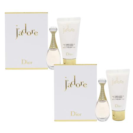 Dior迪奥 Jadore经典香氛礼x2组