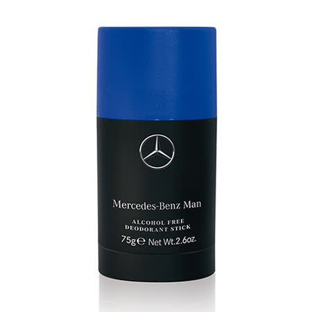 Mercedes Benz 奔驰 王者之星男性淡香水体香膏 75g