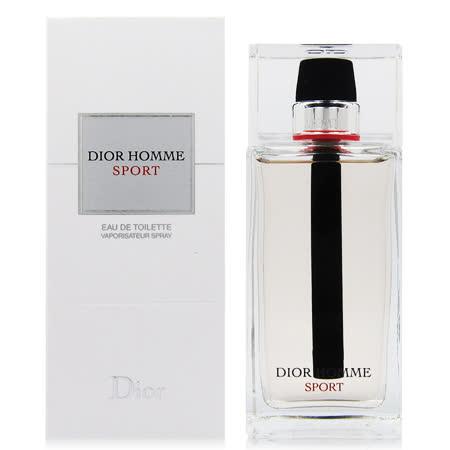 Dior 迪奥 Dior Homme Sport 桀骜之水运动 男性淡香水 125ml (法国进口)