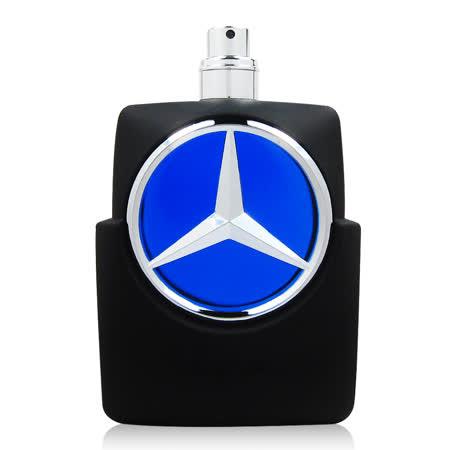 Mercedes Benz Star 王者之星男性淡香水100ml TESTER(法国进口)