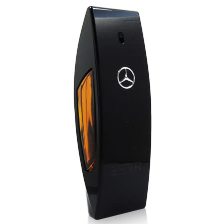 Mercedes Benz Club Black 黑色风潮男性淡香水 100ml TESTER(法国进口)