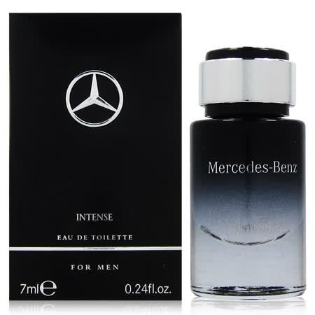 Mercedes Benz INTENSE 极致经典 男性淡香水 7ml (礼盒拆售 法国进口)