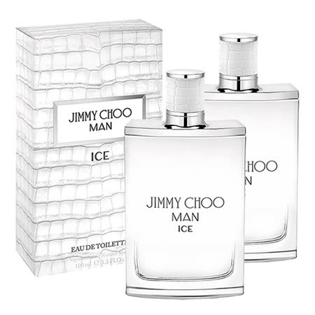 【买一送一】JIMMY CHOO Man Ice 冷冽男性淡香水 100ml