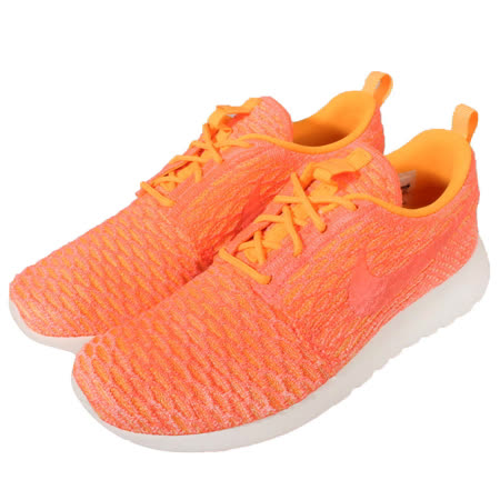 Nike 休閒鞋 Roshe One Flyknit 女鞋 704927-802
