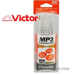VICTOR 10cm 2.5轉3.5*2轉接延長線 VX-7093
