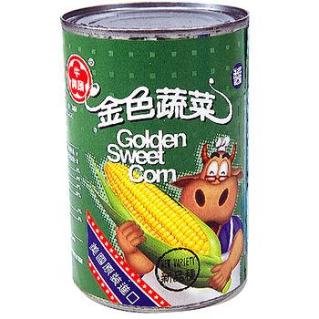 牛頭牌金色蔬菜玉米醬418g*3入