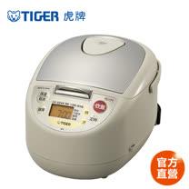 【TIGER 虎牌】日本製6人份1鍋3享微電腦炊飯電子鍋(JBA-T10R)
