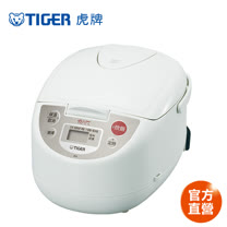 【TIGER 虎牌】 6人份1鍋2享微電腦炊飯電子鍋(JBA-B10R)