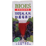 囍瑞BIOES100%純天然覆盆莓綜合果汁1000ml【愛買】