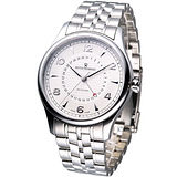 Revue Thommen 指針式日期 機械紳士錶10012.2132