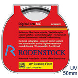 RODENSTOCK PRO系列 UV數位濾鏡_ Pro Digital UV Filter M58