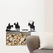 【現代壁貼】COWBOY