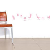 【現代壁貼】椅子