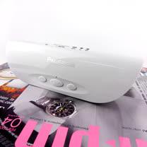【Poweriser】Q版小牛角造型插卡式2.1喇叭DMD-XM003
