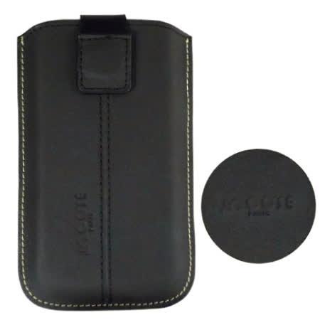 COSE Acer beTouch E400 真皮(小牛皮)抽拉式手機套(磁鐵吸附式)