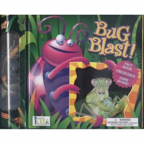 Bug Blast!  Groovy Tube Book