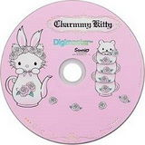 Charmmy Kitty花瓷 DVD-R 16X燒錄片(25入)