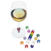 [Pulltex] 酒杯七彩辨識環