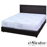 【Maslow-極簡主義胡桃】單人床組-3.5尺(不含床墊)