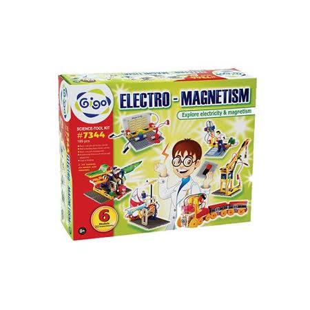 【GIGO智高】電與磁魔力 #7344