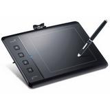 Genius EasyPen M506 高質感時尚多媒體免電池繪圖板(5*6)