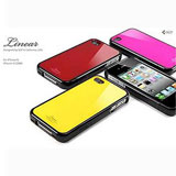 SGP iPhone 4S / 4 Case Linear Color 系列全機保護殼