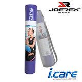《購犀利》日本品牌【JOEREX】艾可兒瑜珈墊(附網狀背袋)