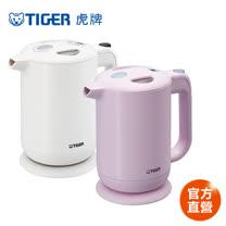 【TIGER 虎牌】1.0L電氣快煮壺(PFY-A10R)買就送虎牌360CC保溫保冷杯(隨機出貨)