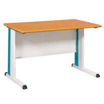 120CM 木紋色SKD辦公桌,電腦桌(SKD120)