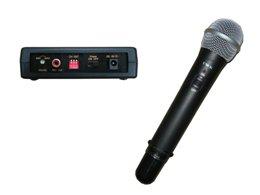 小太陽數位寬頻無線麥克風 TF-102(黑色)