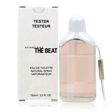 BURBERRY The Beat 節奏女性淡香水(亞洲清新版) 75ml-Tester包裝