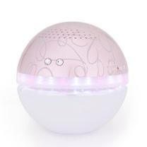 antibac2K 安體百克空氣洗淨機【Magic Ball。彩繪版 / 粉紅】QS-1A4
