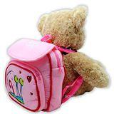海綿寶寶【小蝸軟式背包】粉色