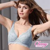 【可蘭霓Clany】舒活女人絲柔包覆CD內衣 (低調灰 6617-61)