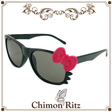【Chimon Ritz】帅气猫儿童太阳眼镜